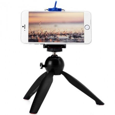 Yunteng YT-228 Mini Tripod with Clip Stand