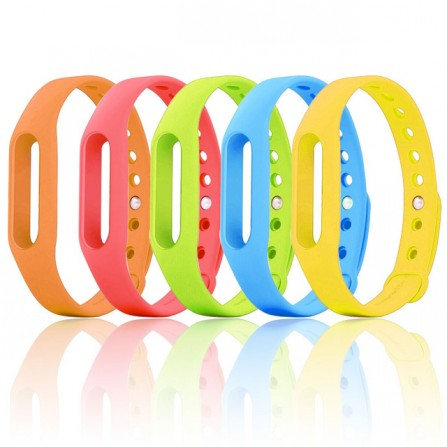 Colorful Xiaomi Band replacement جانبی