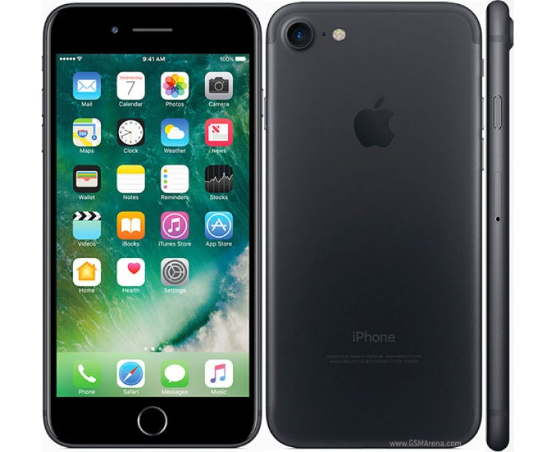 Apple iPhone 7 128GB Black موبایل
