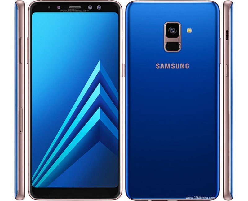 Samsung Galaxy A8+ 2018 Black