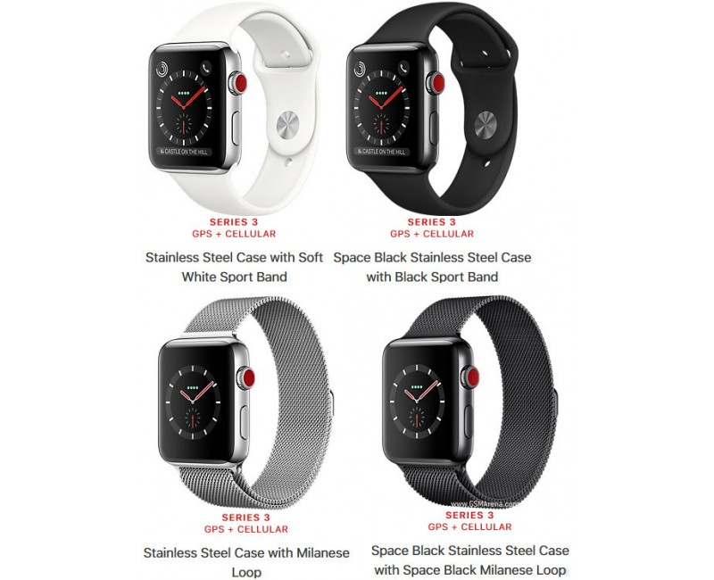 Apple Watch Series3 اپل