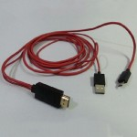 HDMI - MHL - USB SM-07 Cable
